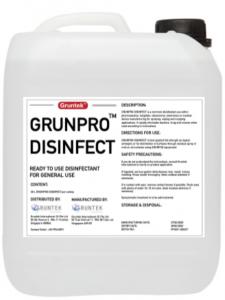 GRUNPRO DISINFECT